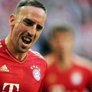 """Franck Ribéry : """"Le PSG devient un club très important"""""""