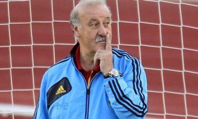 Del Bosque : « Il faut patienter avec le PSG »