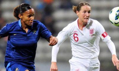 EDF : les féminines accrochées par l'Angleterre