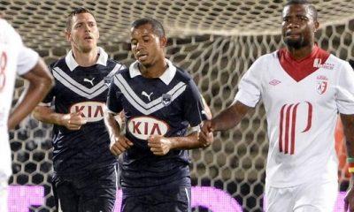 L1 : Lille arrache le nul à Bordeaux