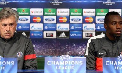 Anciens - Ancelotti: «Matuidi, un joueur fantastique»