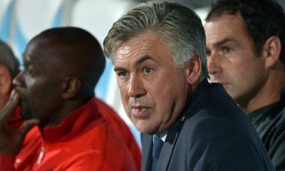 Ancelotti commente la rumeur de Rossi