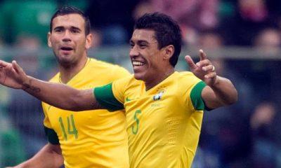 Les Corinthians démentent pour Paulinho