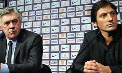 Leonardo et Ancelotti devant la commission