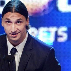"""Zlatan Ibrahimovic sort son parfum """"Suprême"""" pour femmes et hommes"""