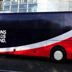 Le bus du PSG mis à disposition des féminines pour la Ligue des Champions