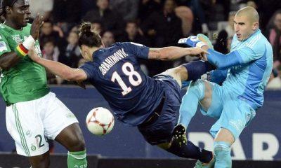 Ruffier garde un peu de Zlatan sur le torse