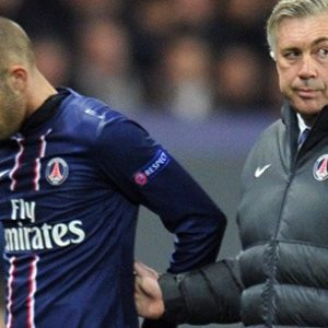 """Anciens - Ancelotti veut """"se reposer"""", Ménez poussé vers la sortie"""