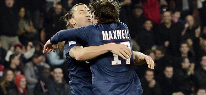 """PSG - Maxwell n'a pas d'amitié comme """"celle avec Zlatan"""""""