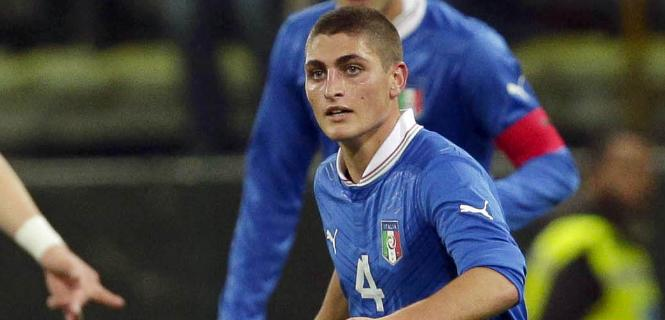 U21 : Verratti et l'Italie en finale !