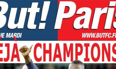 But! Paris : Déja Champions ?