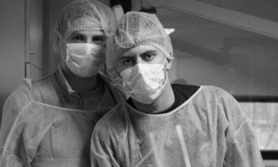 Visite à l'hôpital pour les Parisiens
