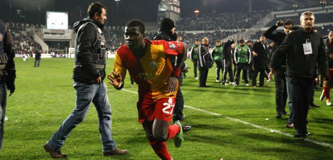 LDC : Eboué serait ravi d'affronter le PSG