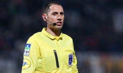 Arras - PSG : Et l'arbitre du match sera...
