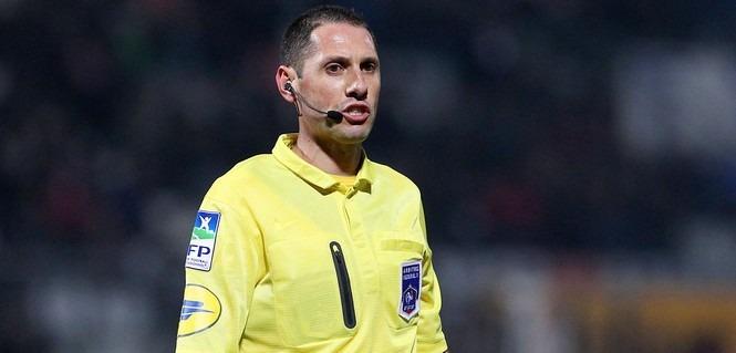 Ligue 1 - Mikael Lesage désigné pour arbitrer Nancy-PSG