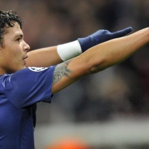 Thiago Silva évoque sa complicité avec David Luiz et les compliments d'Ibrahimovic et Maldini