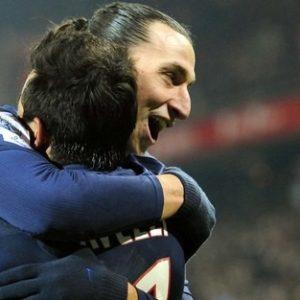 """Ibrahimovic : """"Le départ de Lavezzi? Ça me rend triste"""""""
