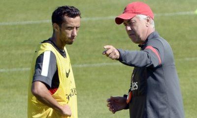 Nenê « n'est pas en colère » contre Ancelotti