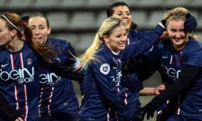 EDF (féminine) : Pas moins de sept parisiennes en Bleu