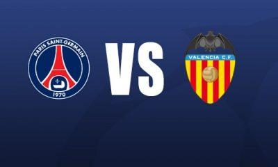 PSG - Valence : les dates des matches