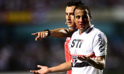 Photos : Lucas avec la Copa Sudamericana