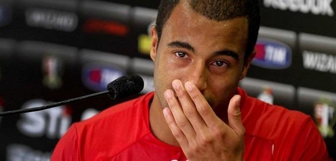 Les larmes et ambitions de Lucas Moura