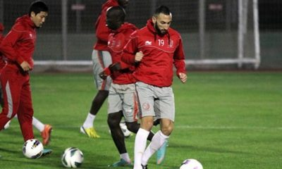 Lekhwiya avec Nilmar et Belhadj face au PSG