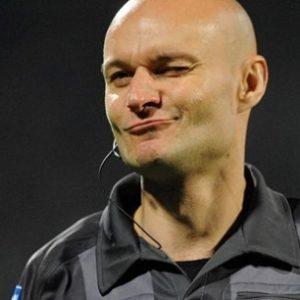 CDF - PSG / TFC, Tony Chapron au sifflet