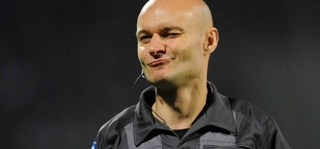 PSG - Monaco : Tony Chapron au sifflet