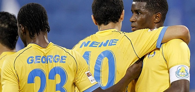 Nenê offre un but à Cissé à Al-Gharafa (vidéo)
