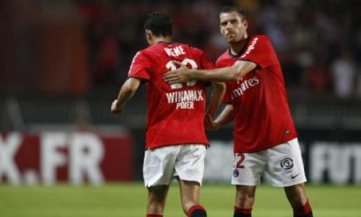 Le PSG avec Ménez et Nêne c'était mieux d'après Costil