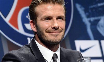 QSI pourrait être actionnaire de la franchise de Beckham