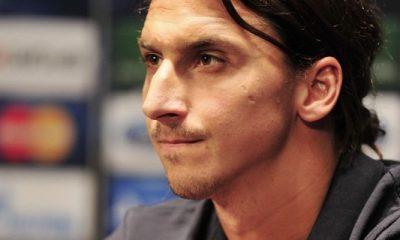 PSG - Ibrahimovic était bien au Camp des Loges mais est resté en salle