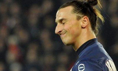 """Zlatan : """"Qui parle de mon nez ? Personne ne parle de mon nez !"""""""