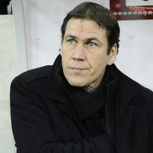 """OM/PSG - Garcia """"La défense à cinq contre le PSG, c'était un vrai coup tactique"""""""