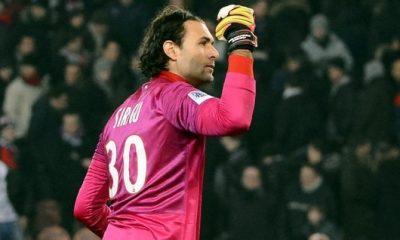 Confirmé au PSG, Sirigu zappe la Roma