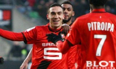 L1 : Rennes s'impose à Bastia, Erding buteur