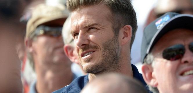 Vidéo : une journée à Londres avec Beckham