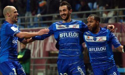 CdF : Troyes premier qualifié pour les 1/2