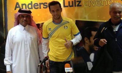 Nenê lourdement sanctionné au Qatar