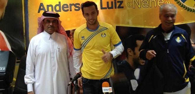 Nenê a aimé le sérieux d'Al-Gharafa