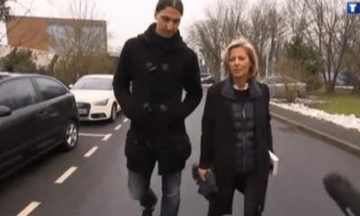 Chazal : « Il y a une part d'ange en Zlatan »