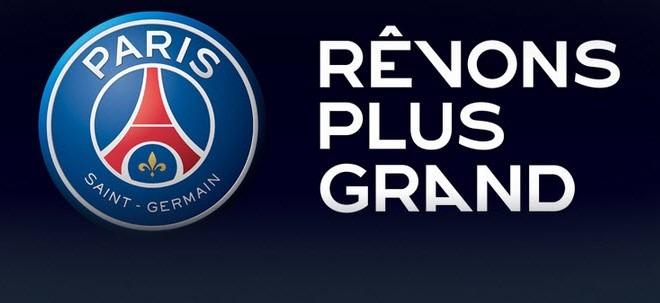 Le PSG dévoile son nouveau logo !