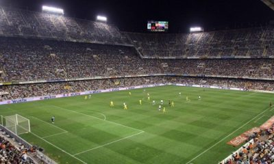 C1 : Un Mestalla en feu attend le PSG