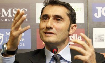 Valverde : « Après son but, le PSG s'est mieux replié »
