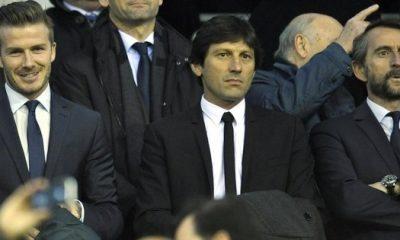 PSG - Leonardo: «Au début, je ne pensais pas partir de l'Inter»