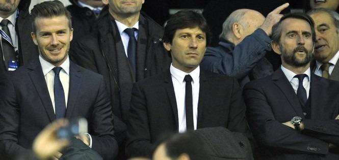 PSG- Leonardo: «Au début, je ne pensais pas partir de l'Inter»