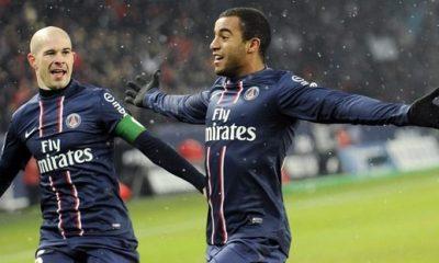 """PSG - Lucas revient sur son adaptation en France et affirme être """"heureux à Paris"""""""