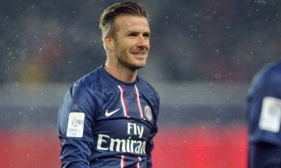PSG - Brest : Beckham titulaire, Tiéné et Camara aussi ?