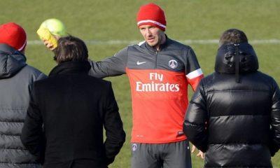 Le PSG n'a pas de doute, Beckham est en forme
